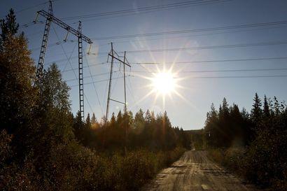 Tuulivoimasähköä aletaan puskea kantaverkkoon: Siikajoenkylän ja Olkijärven välinen voimalinja levenee