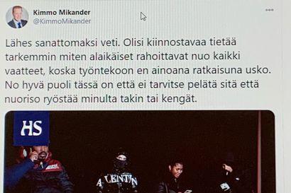Helsingin Sanomat julkaisi kuvan maahanmuuttajanuorista merkkivaatteissa – somessa virisi vilkas vääntö puolesta ja vastaan
