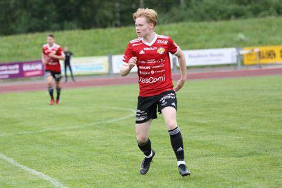 FC Raahe sai lopussa maalihanat avattua
