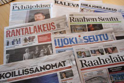 Kaleva Media käynnistää yt-neuvottelut uudistaakseen toimintamallejaan