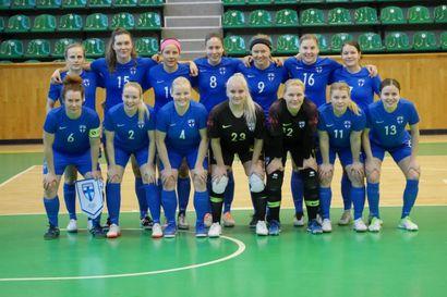 Suomen naiset hävisivät pronssiottelun Freedom cupissa