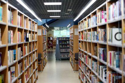 Raahen kirjastolle haetaan lukuinnostajaa