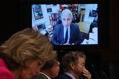Tartuntatautiasiantuntija Fauci varoitti senaattia koronatoimenpiteiden purkamisesta –Koronaan kuollut Yhdysvalloissa luultavasti enemmän kuin viralliset tilastot näyttävät