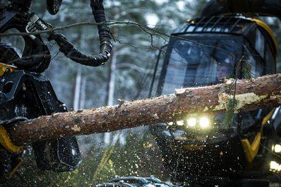 Miten vastataan huutoon metsäkoneenkuljettajista?