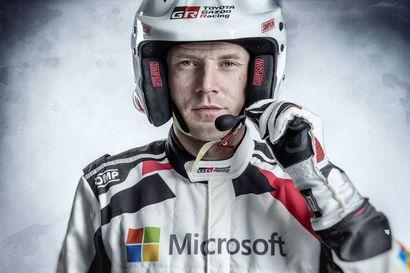 Jari-Matti Latvala palkattiin Toyotan rallitallin uudeksi pomoksi