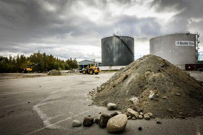 Tuulisähköä rakentava St1 haluaisi tehdä Kemissä synteettisiä polttoaineita sellutehtaan päästöistä