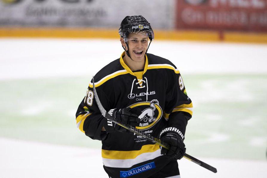 Kärpät on valmis poimimaan Jesse Puljujärven riveihinsä heti, jos NHL-ovi sulkeutuu 21-vuotiaalta hyökkääjältä.