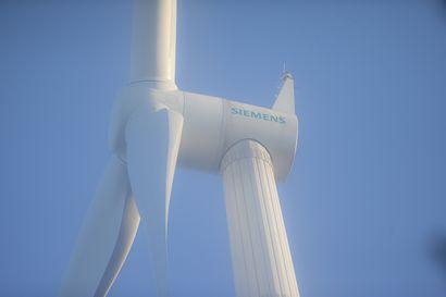 Nuolivaaran tuulivoimapuiston kaava hyväksyttiin Kemijärvellä