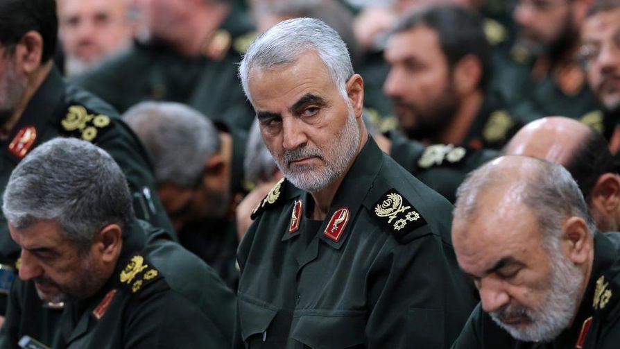 Qasem Suleimani on vaikutusvaltainen mies Lähi-idässä. Hän löytyy monen kriisin ja sodan taustalta.