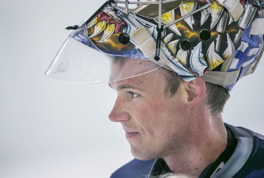 Pekka Rinne toteutti yhden haaveensa, kun hän onnistui maalinteossa NHL:ssä.