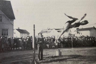 Lukijalta: Raahessa tehtiin 90 vuotta sitten korkeushypyn Suomen ennätys, Urheilulehden mukaan maailman huonoimmalla kentällä