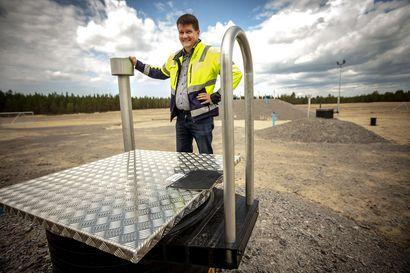 Vesijohtovedestä ei tule pulaa Raahessa vaikka sateet ovat olleet tiukassa