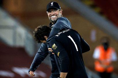 """Jürgen Klopp rakensi Liverpoolista mestarin - """"En milloinkaan tiennyt, että voisin tuntea jotain tällaista"""""""