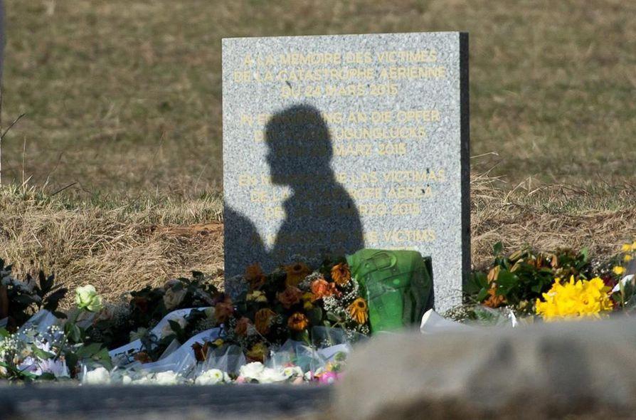 Uhrien muistopaikka Le Vernetissä Ranskassa.