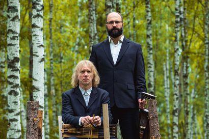 Virolaisen musiikin kuuma nimi aloittaa Oulaisten Musiikkiviikot, konsertissa mukana jouhikon sukulaissoitin