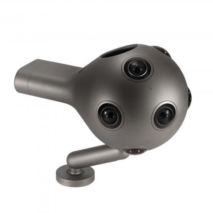 Nokia ei kehitä enää uusia versioita OZO-virtuaalitodellisuuskamerastaan. Kameraa on kehitetty myös Oulussa.