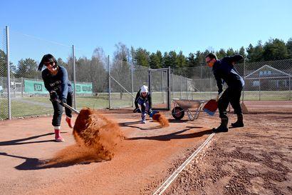 Rovaniemen Verkkopalloseura pääsee aloittamaan juhlakesän - tenniksen erikoisseura on 70-vuotias