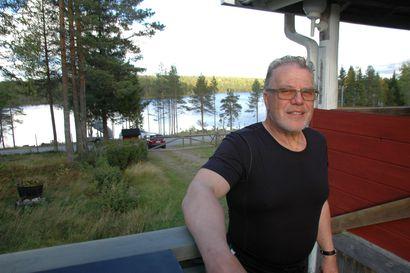 Kuusamo voitti Saksan asuinpaikkana – 70 vuotta täyttävä Detlef Schröder on asunut puolet elämästään Suomessa