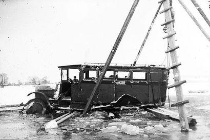Postin kulusta valitettiin Pudasjärvellä jo yli sata vuotta sitten – valituskirjelmäkin hävisi Pudasjärven ja Helsingin välille