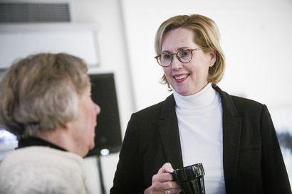"""Työministeri Haatainen kommentoi Lapin työvoimapulaa Rovaniemellä: """"Ulkomaisen työvoiman tarve pitää ymmärtää"""""""