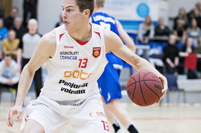 Oulu Basketball rakentaa kovaa nippua – nuoret omat lahjakkuudet saavat rinnalleen Ilmari Kallion, Jussi Eskolan ja jenkkivahvistuksia