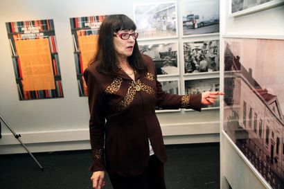 Kemin kaupunginkirjasto täyttää 140 vuotta – kirjastosta kertova näyttely on avoinna Kemin historiallisessa museossa
