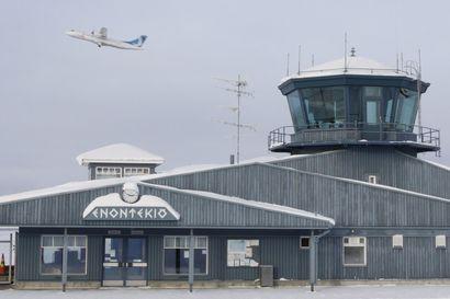 Valtio voi tukea Enontekiön lentoaseman ja kiitoradan korjausta jopa viidellä miljoonalla eurolla
