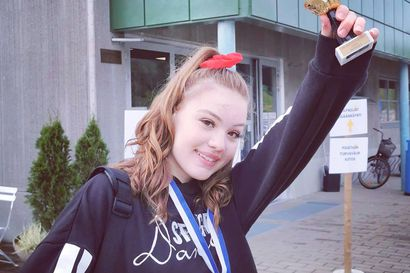 Lupaavan tanssija-nuoren mielestä tanssi kuuluu kaikille – Stagelle menestystä tanssikisoissa