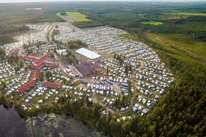 Ranuan opistoseuroissalauantaina 25 000 vierasta– kävijämäärä ylitti odotukset jo ennen tapahtuman alkua