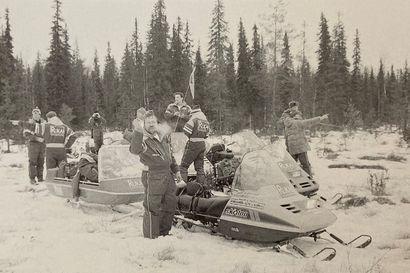 Kuusamolaiset ajoivat moottorikelkoilla henkensä kaupalla Neuvostoliiton puolelle Nuoruselle – tavoitteena oli perustaa sinne verovapaa, aidoilla rajattu laskettelukeskus