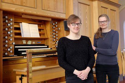Pääsiäislauantain urkukonsertti Raahen kirkosta: Kuuntele suorana kello 18