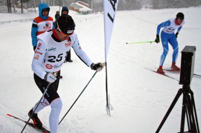Tero Similä ja Ella Anttola ylivoimaiset maakunnan hiihtomestarit