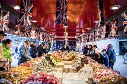 Kansainväliset suurmarkkinat alkoivat tänään Torniossa – Mukana yrittäjiä 25 eri maasta