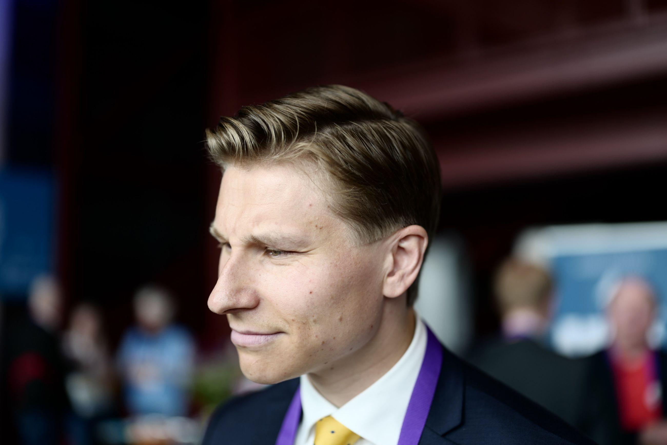 Oikeusministeri Häkkänen