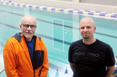 """""""Paine uuden uimahallin rakentamiseen on jatkuva"""" – uintiväki korostaa me-henkeä Rovaniemen hallihankkeessa"""