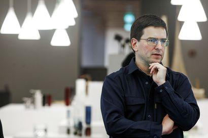 Harri Koskinen valittiin Siidan uusittavan perusnäyttelyn arkkitehtisuunnittelijaksi – suunnittelijalla on pitkäaikaisena yhteistyökumppanina muun muassa Iittala