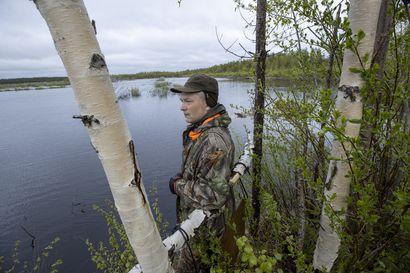 Ostasitko itsellesi suota? Juha Tenhunen osti kosteikon Pudasjärveltä, joku toinen hankkii suota metsitykseen tai peltomaaksi