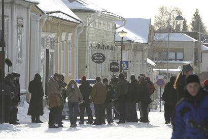 Vanha Raahen alue kiinnostaa tuotantoyhtiöitä, kehittämislautakunta esittää reilua määrärahaa elokuvayhteistyölle