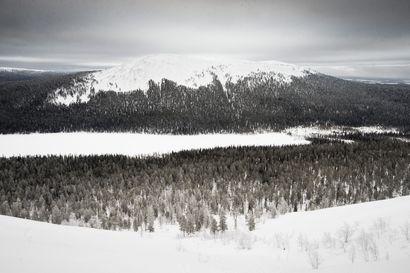 Ylläksen Kesänkitunturilla lumivyöry – etsinnät ovat päättyneet
