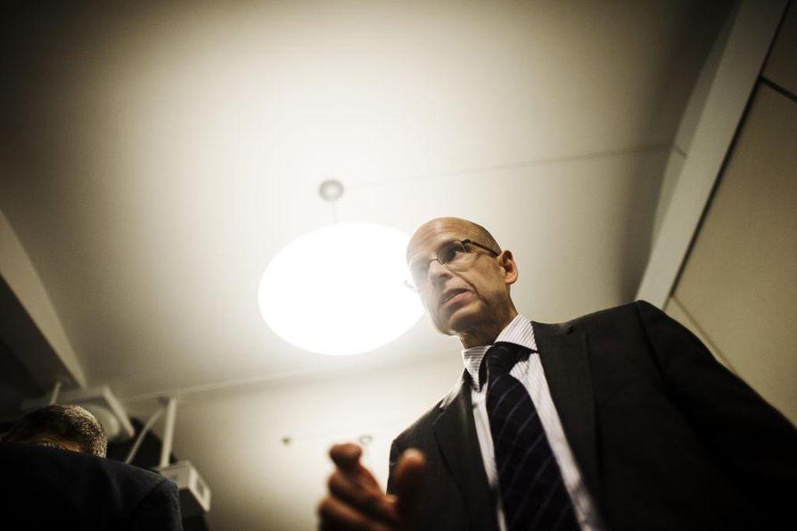 Valtiosihteeri Martti Hetemäen mukaan virkamiespuheenvuoro on keskustelun avaus seuraavan vaalikauden aikana tehtäville linjauksille.