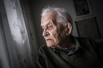 Viimeinen veteraani – 101-vuotias Vilho Kellokumpu on tiettävästi ainoa elossa oleva talvisodan Sallan pataljoonan sotilas