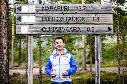 """Santasportin uusi johtaja Mika Kulmala ei pelkää edessä odottavaa savottaa –""""Kiinnostuin tästä paikasta heti"""""""
