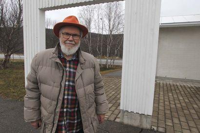 IL: Saariselän iglukeisari Juhani Eiramo rakentaa miljoonatuella lasi-iglukylän Utsjoelle
