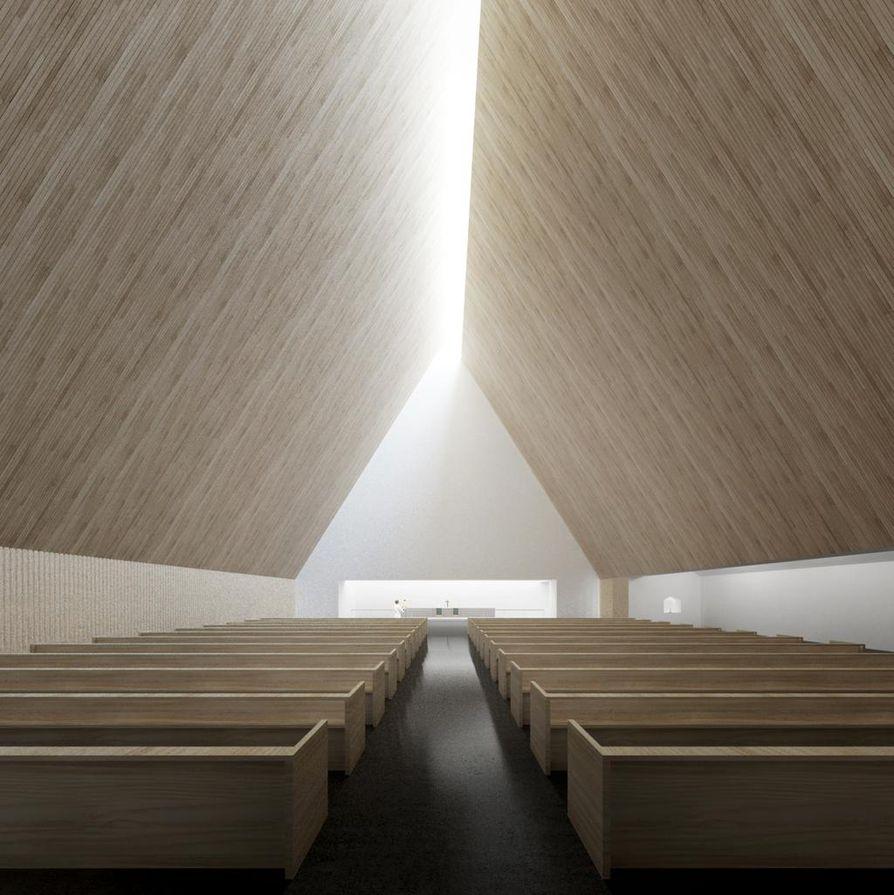 Kirkkohankkeen kokonaiskustannukset ovat 13,4 miljoonaa euroa. Seurakunnan lainatarve kirkkohankkeen vuoksi on reilut viisi miljoonaa euroa.