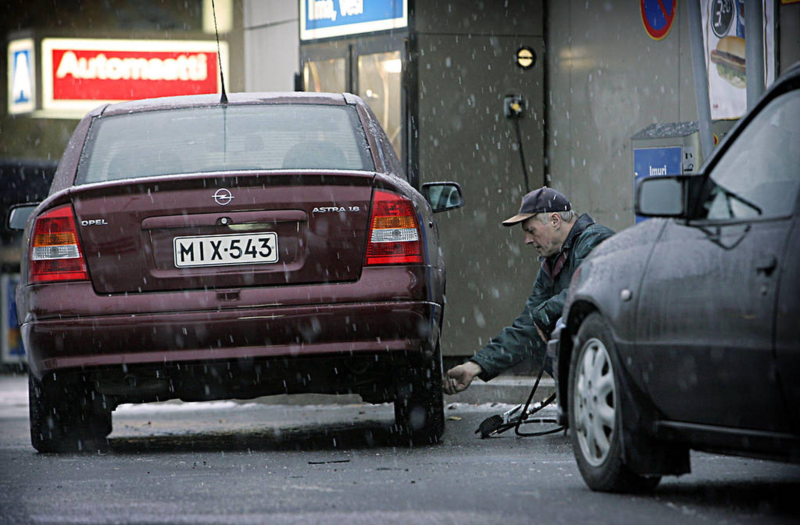 Oulun Rengasliikkeet