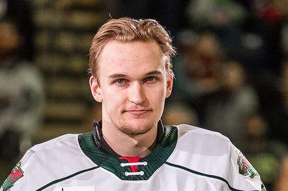 NHL-maalivahti Kaapo Kähkönen hakee sopimusneuvotteluihin ratkaisua välimiesmenettelystä