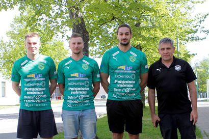 Tornion Palloveikot vahvisti joukkuetta futsalin SM-kulta kiikarissa