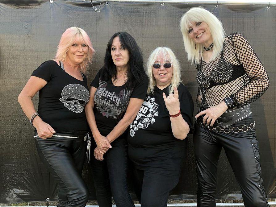 Brittihevibändi Girlschool esiintyy Oulussa perjantai-iltana The Night With Rock Classics Vol. 2 -tapahtumassa. Yhtyeen nykykokoonpanossa soittavat Tracey Lamb, Kim McAuliffe, Denise Dufort ja Jackie Chambers.