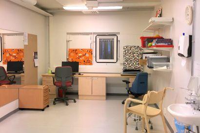 Oulu-Koillismaan pelastusliikelaitos: Kurenkartanon väestönsuojaa ei saa käyttää potilashuoneena