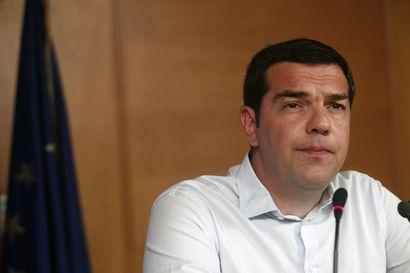 Kreikka voi tuskin välttää uudet vaalit